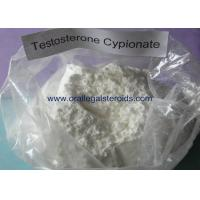 Quality 58 20 8  Testosterone Cypionate Injection Promotes , Male Hormone TRT Supplement for sale