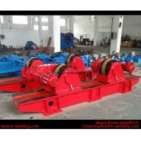 Quality Cylinder Seam Welding Turning Roll Pipe Welding Equipment Rotator Machine 80000kg for sale