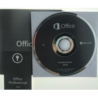 Buy cheap Microsoft Office 2019 home and business DVD Pack 64 Bit License Key Code from wholesalers