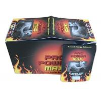 Quality Libido Enhance Pro Power Max Pills ,  24 Herbal Sex Power Capsules for Men for sale