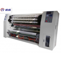 Quality Adhesive BOPP Printed Sealing 1300mm Tape Slitter Rewinding Machine for sale