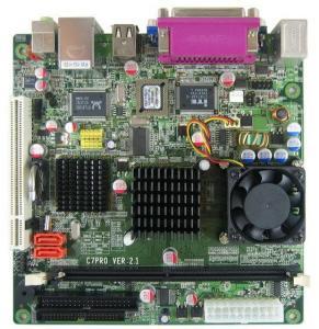VIA CN700 Mini-ITX Motherboard Onboard VIA C7 Processor