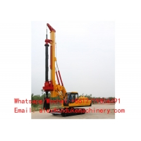China HIGH QUALITY CRAWLER TYPE BOREHOLE MACHINE DRILLING RIG equipment FOR SALE on sale