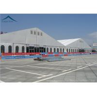Quality 40mx50m Flame Retardant Carport Custom Event Tents For Large Trade Show for sale