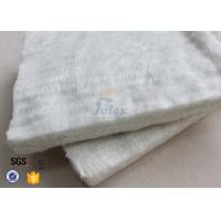 Quality 20mm E-Glass Woven Fiberglass Mat For Sound / Thermal Insulation for sale