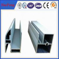 Buy cheap Aluminium extrusions profiles factory, Industrial triangle extruded aluminum from wholesalers