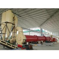 Quality CE Approved High Yield Palm Fiber Vacuum Drum Dryer For Fertilizers for sale