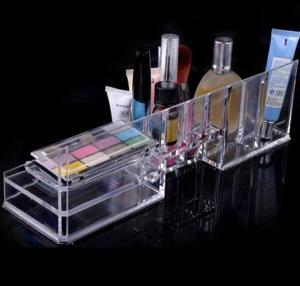Quality HOT!! factory wholesale OEM Acrylic cosmetic display, Acrylic cosmetic display stand for sale