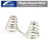 Buy cheap Internal Stainless Steel Bending Wire Coil Compression Springs Torsion Load from wholesalers