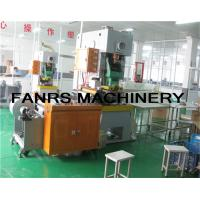 Quality Disposable Aluminum Foil Container Machine With Taiwan Transformer And Siemens PLC for sale