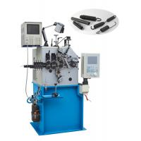 Quality Universal Coil Spring Machine , Extension Spring Machine Automatic Oiling for sale