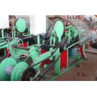 Quality High speed Double twist full Automatic Barbed Wire Mesh Machine for sale