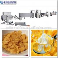 Quality Fully Automatic nutritious breakfast cereal corn flakes/chips maker/ manufacturing plant for sale