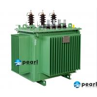 Quality Hermetically Sealed , Compact Size , Oil Distribution Transformer , Auxiliary Transformer , 10.5KV - 3000KVA for sale