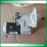 Quality Denso 3957597 = 3971610 428000-1340 starter motor for Cummins diesel engine for sale