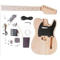 Quality Basswood TL Type DIY Electric Guitar Kits with Tele Pickups AG-TL3 for sale