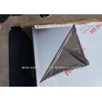 Quality Inox 0.8 mm 304 Stainless Steel Sheet BA NO 4 Finish As Customized for sale