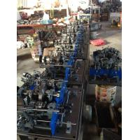 Quality High Speed Automatic Bobbin Winder Machine 250w Two Spindle Long Service Life for sale