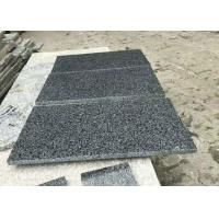 Quality New G654 granite stone tiles natural padang dark granite for project for sale