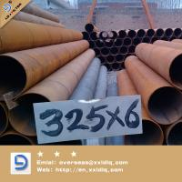 Quality Carbon Spiral Steel Pipe from real manufacture for sale