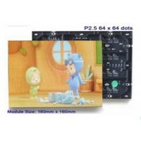 Quality Die Casting Cabinet  HD LED TV Indoor  for Commercial Advertising / Exhibition for sale