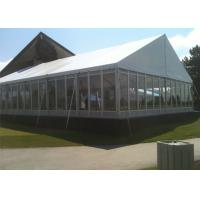 Quality 400m2 Clear Span Structure Outdoor Party Rainproof Cover Canopy for sale