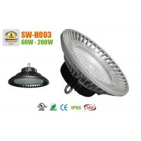 Quality High CRI no glare 180w UFO LED High Bay lights 180 watt 160lm per watt low UGR for sale