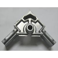 China Triangle Aluminum Alloy Die Casting Bracket Military Training CNC Machining Parts on sale