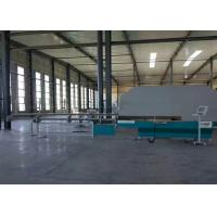 Quality Gas Filling Glass Edge Grinding Machine 0.65 MPa For Insulating Glass Production for sale