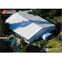 Quality Elegant Very Large Party Tent 30 X 30 Party Tent Rain - Proof High Reinforce Frame for sale