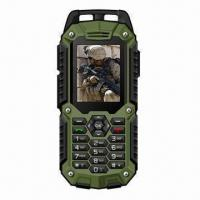 Quality IP67 Waterproof Rugged Mobile Phones with Dual-SIM Card for sale