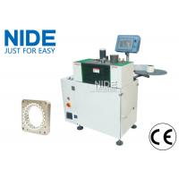 Quality Automation Slot Insulation Paper Inserting Machine For Induction Motor Stator for sale
