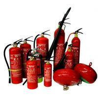 Quality OEM / ODM Different Fire Extinguishers , Smooth Surface Fire Safety Equipment for sale