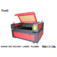 China Industrial CO2 Laser Engraving Cutting Machine , CO2 Laser Engraver 130W-150W on sale