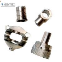 Buy Customized Precision Casting Parts  , Aluminum Connector CNC Precision Machining at wholesale prices