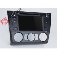 Quality Bluetooth 3G USB BMW DVD GPS Navigation In Dash Cd Dvd Player 256Mb RAM for sale