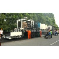Buy Circulating Air Heating Hot In Place Asphalt Recycling Machine With 4200L Diesel Fuel Tank at wholesale prices