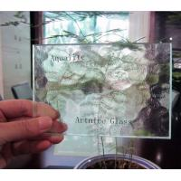Buy 3mm to 8mm Aqualite Patterned Glass, Rolled Glass, Figured Glass with Certificat at wholesale prices