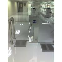 China Security ESD Turnstile Stainless Steel , Electronic Access Control Turnstiles on sale