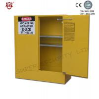 Flammable Storage CabinerWith Dual Vents For Dangerous Goods , 250L