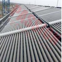 Quality 4000L Solar Water Heating Solution Centralized Solar Vacuum Tube Collector Heating System for sale