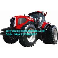 China YTO - LF2204 Model 4 Wheel Drive Tractors , Farm Tractor 162KW Operating Weight 8600kgs on sale