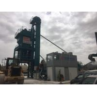 Quality 1.5t Mixing Tank Mobile Asphalt Plant 130ton Per Hour With Seven Standard Trucks for sale