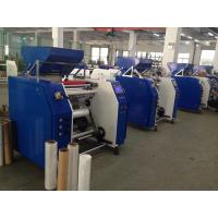 Quality Automatic Industrial Stretch Film Rewinding Machine , PLC System for sale