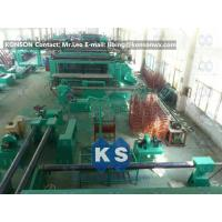 Quality Hexagonal Gabion Production Line Automatic Gabions Mesh Machine With PLC System for sale