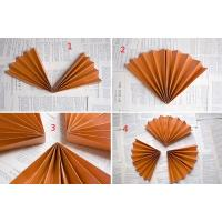 Quality Party Streamers Crepe Paper Party Decorations Usage , Recycled Crate Paper Rolls for sale