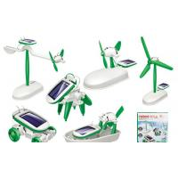 Buy 6 in 1 Solar Toy at wholesale prices