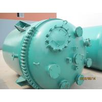 China Glass lined reactor for chemical and  dyestuff industry on sale