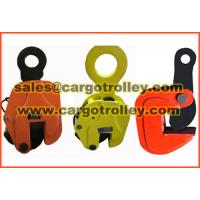 Quality Plate lifting clamps applications and instruciton for sale