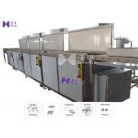 Quality Watch Chain Ultrasonic Cleaning Machine , 33L Ultrasonic Blind Cleaning Equipment for sale